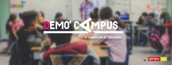 AFEV - Démo Campus