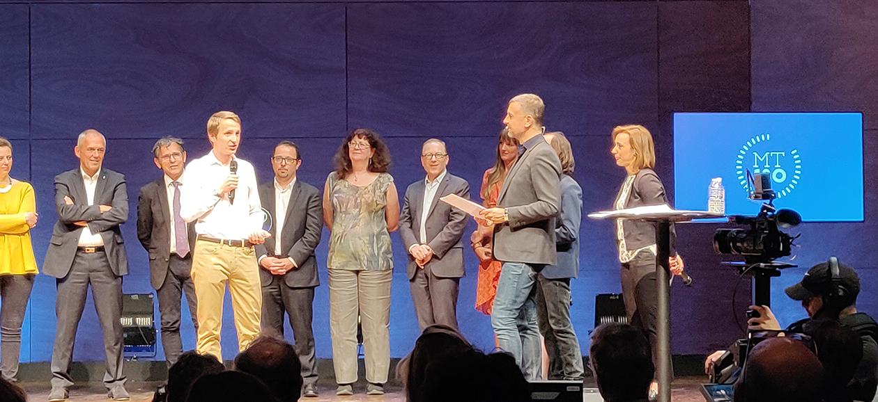 Finale nationale MT180 2019 à Grenoble MC2